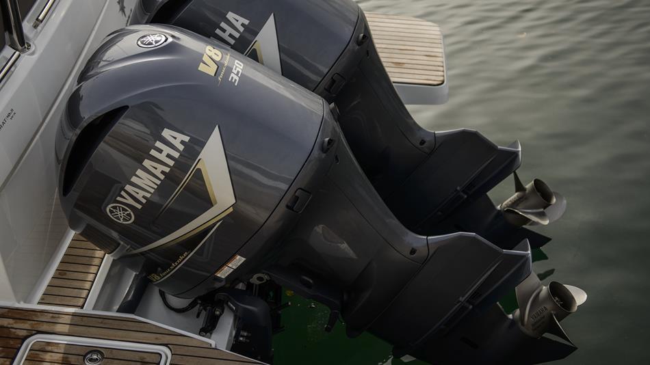 Yamaha F350A